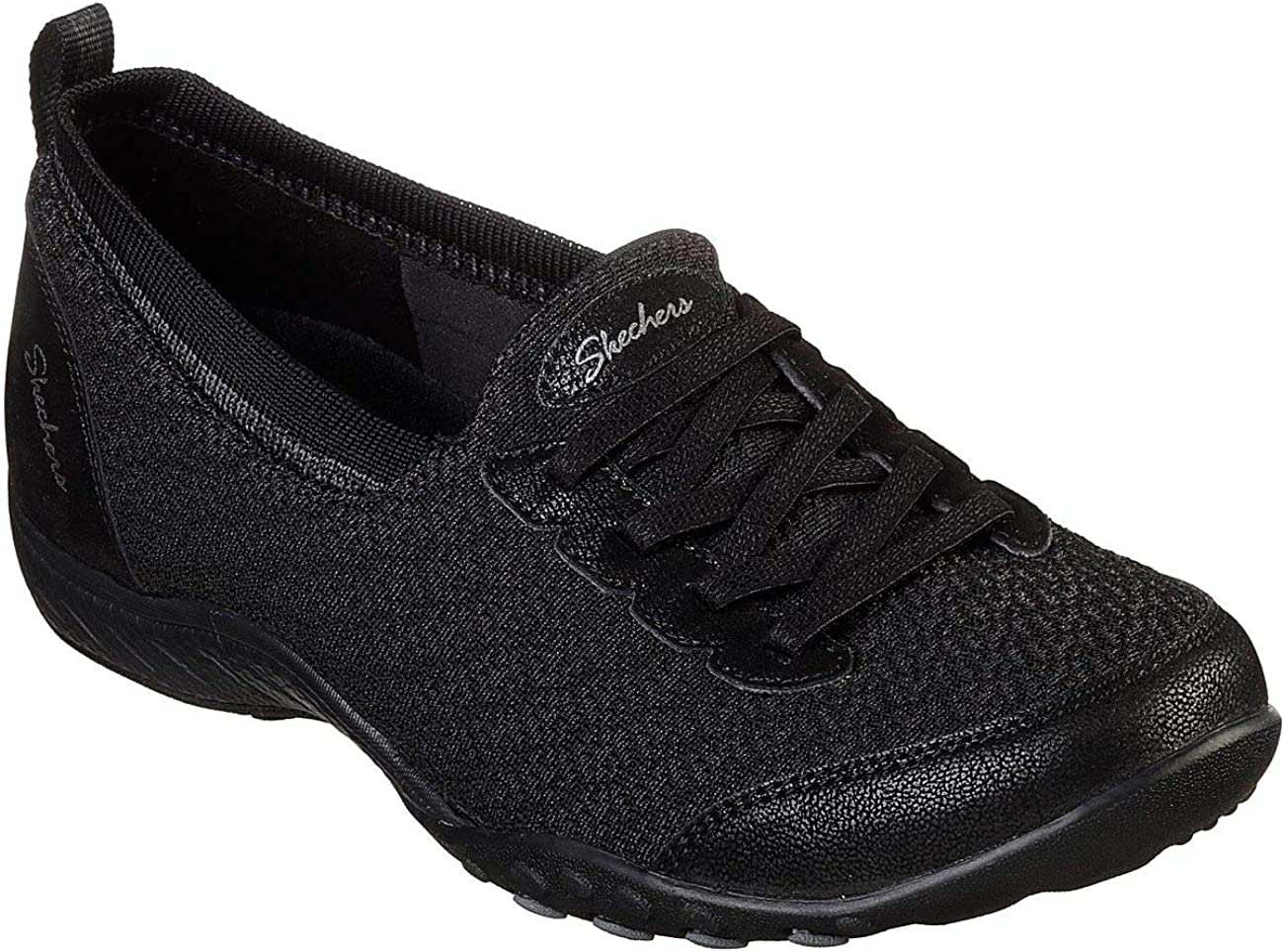 Skechers Relaxed Fit Breathe Easy I m Dreaming Womens Slip On Sneakers