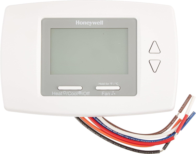 Honeywell 6575B1000 Digital Fan Coil Thermostat