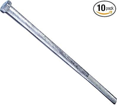 Piece-10 5//8-11 x 4 Hard-to-Find Fastener 014973254629 Grade 8 Coarse Hex Cap Screws