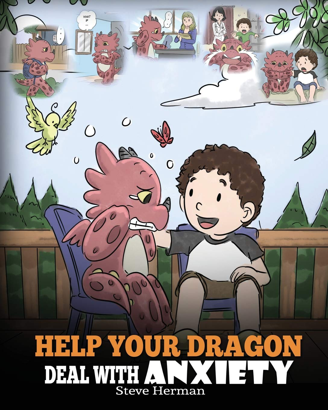 Help Your Dragon Deal Anxiety product image