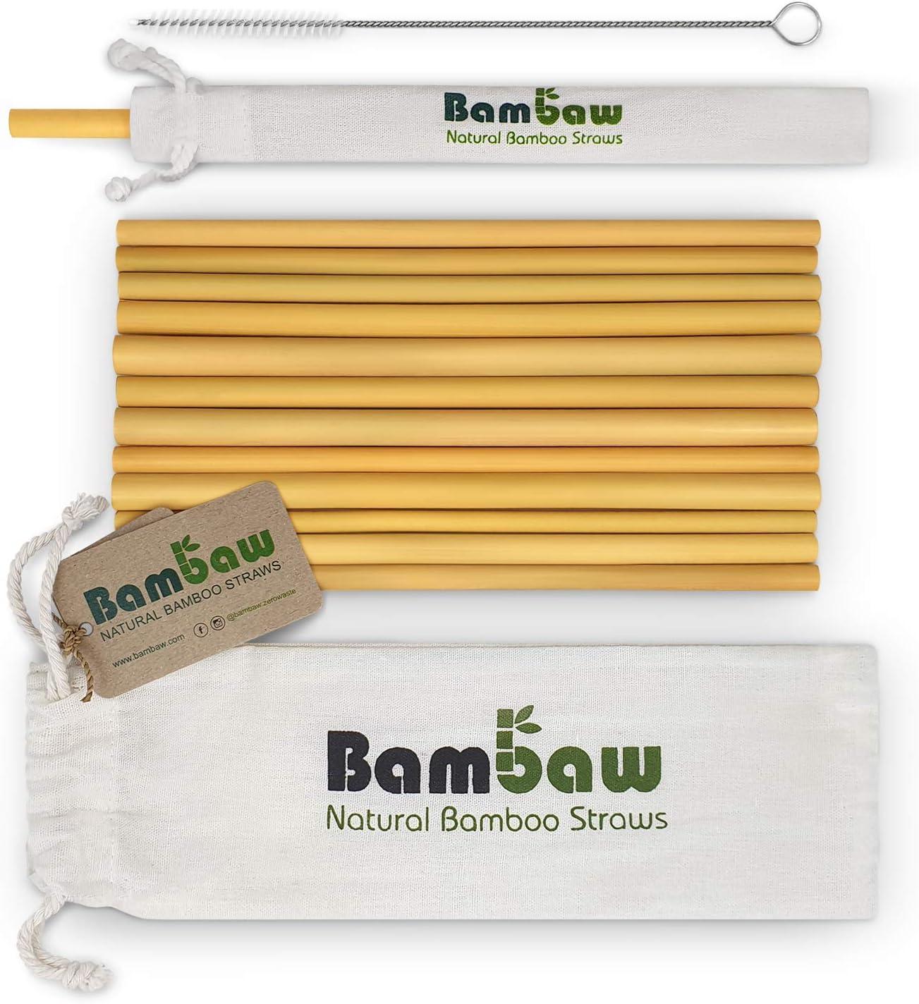 Compra Pajitas de Bambú | Pajitas Reutilizables | Fabricadas en ...