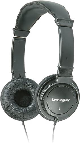 Kensington Hi-Fi On-Ear Headphones with 9-Foot Cord K33137