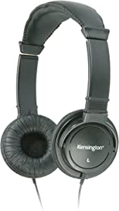 KENSINGTON(R) 33137 Over Ear Headphones, HI-FI