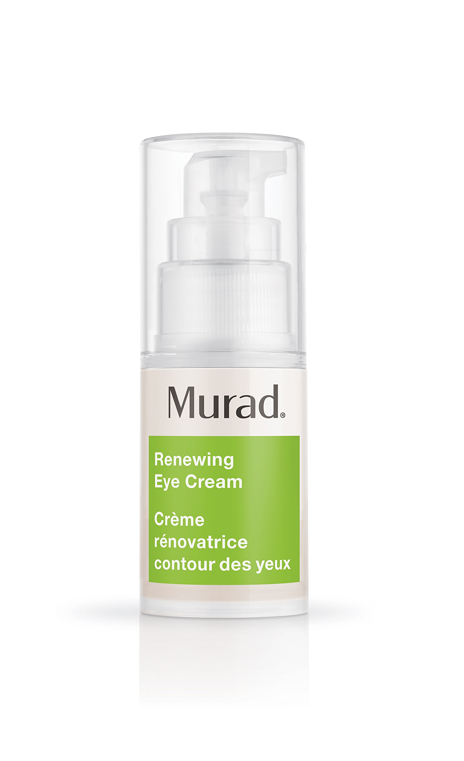 Murad Resurgence Renewing Eye Cream - Step 2 Treat/Repair (0.5 fl oz), A Multi-Action Anti Aging Cream with Eye Brightening Complex, Visibly Minimizes Wrinkles with Advanced Peptides and Retinol
