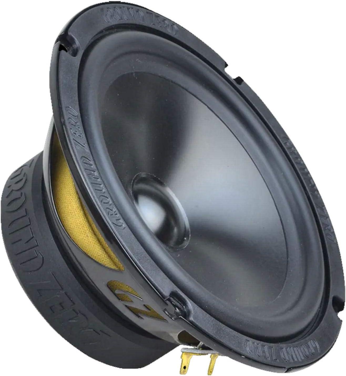 Ground Zero GZIC 16x Lautsprecher Einbau Set 165mm BMW MINI R50 R52 R53
