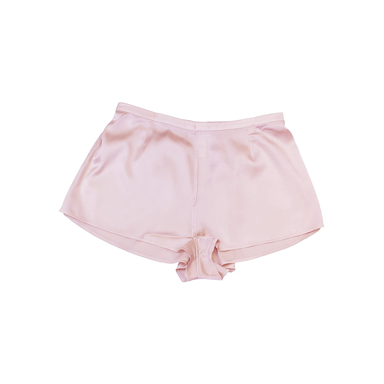 b5cd3000fef Jasmine Silk Lady s Classic Silk French Knickers boxers Extra Large (16-18)  Pink (Extra Large)  Amazon.co.uk  Kitchen   Home