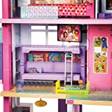 Barbie Dreamhouse Dollhouse with Pool, Slide and