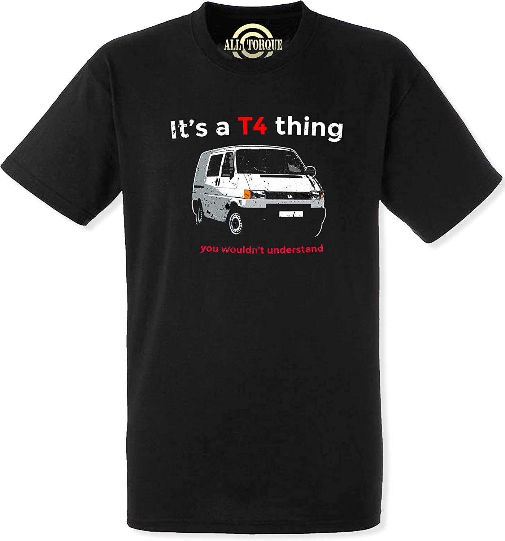 veedub t4 what happens in my t4 t shirt.
