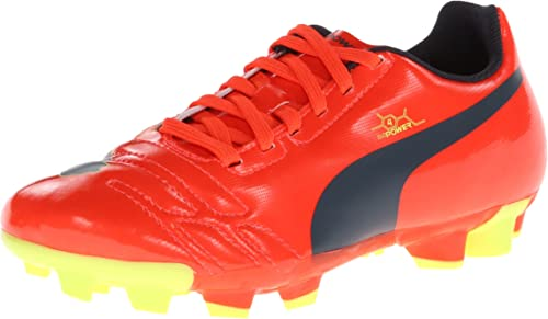 PUMA evoPOWER 4 Firm Ground JR Soccer Cleat (Little KidBig Kid)