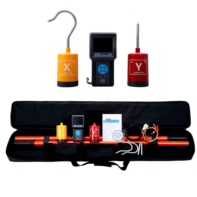 Detector de fase de prueba de fase de instrumento de línea nuclear de alta tensión inalámbrico ETCR1600: Amazon.es: Bricolaje y herramientas