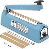 8-inch Heat Sealer Impulse Bag Sealer Sealing Machine Packing Seal Closer Fresh Handheld Sealer