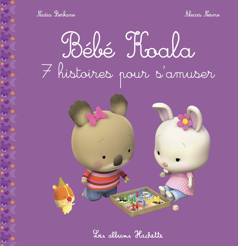 Bebe Koala Recueil 7 Histoires Pour S Amuser Amazon Fr Berkane Nadia Nesme Alexis Livres