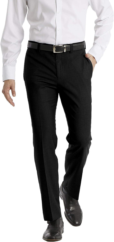 Calvin Klein Men's Modern Fit Dress Pant at  Men's Clothing store