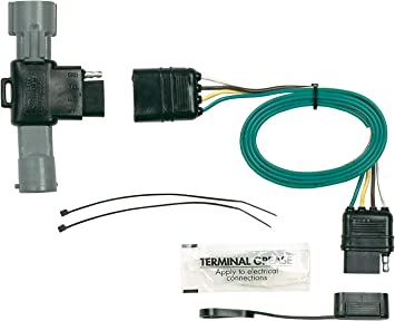 Hopkins 40215 Plug-In Simple Vehicle Wiring Kit
