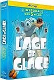L'Âge de glace - L'intégrale des 5 films [Blu-ray]