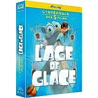 L'Age de glace - L'intégrale des 5 films [Blu-ray] [Import italien]