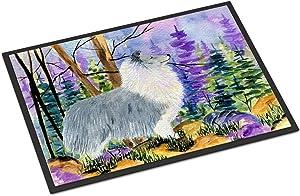 Caroline's Treasures SS8636MAT Sheltie Indoor Outdoor Mat 18x27 Doormat, 18H X 27W, Multicolor