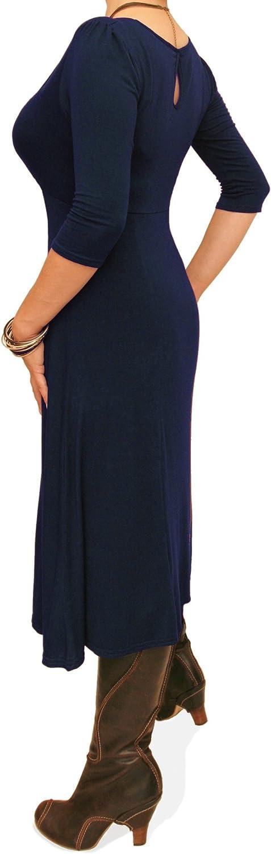 Blue Banana Womens A Line Dress