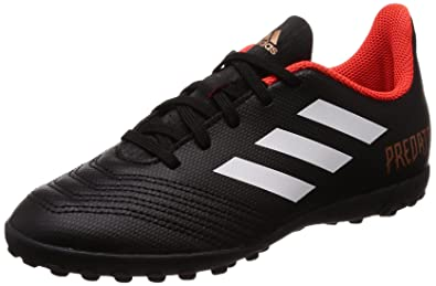 01dfa985f adidas Predator Tango 18.4 Turf Football Boots - Youth - Black/White/Red -