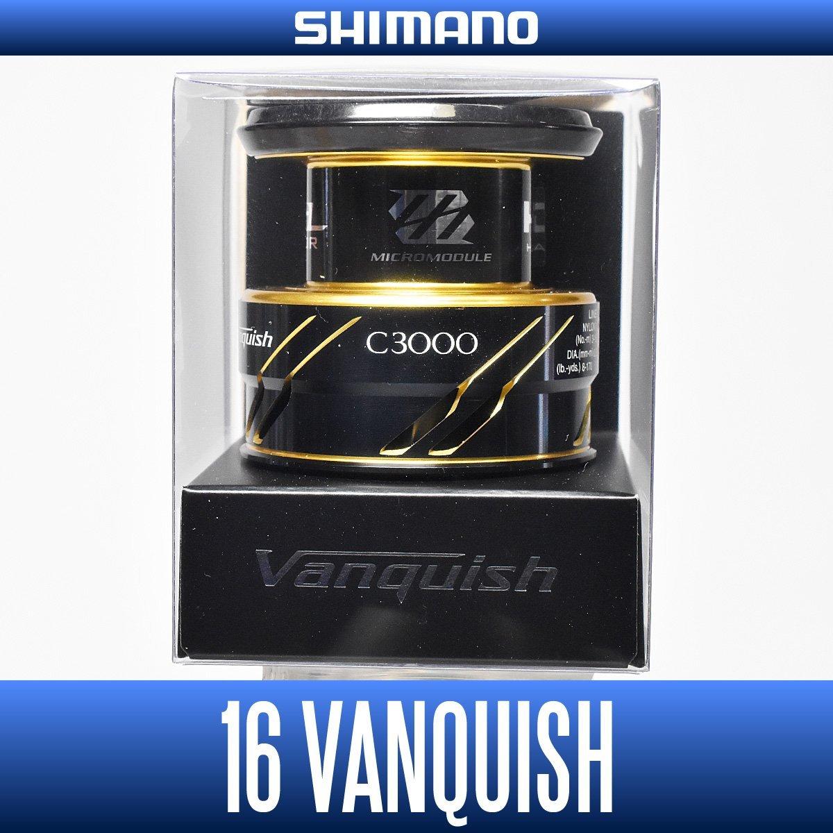 【シマノ純正】 16ヴァンキッシュ C3000用 純正スプール