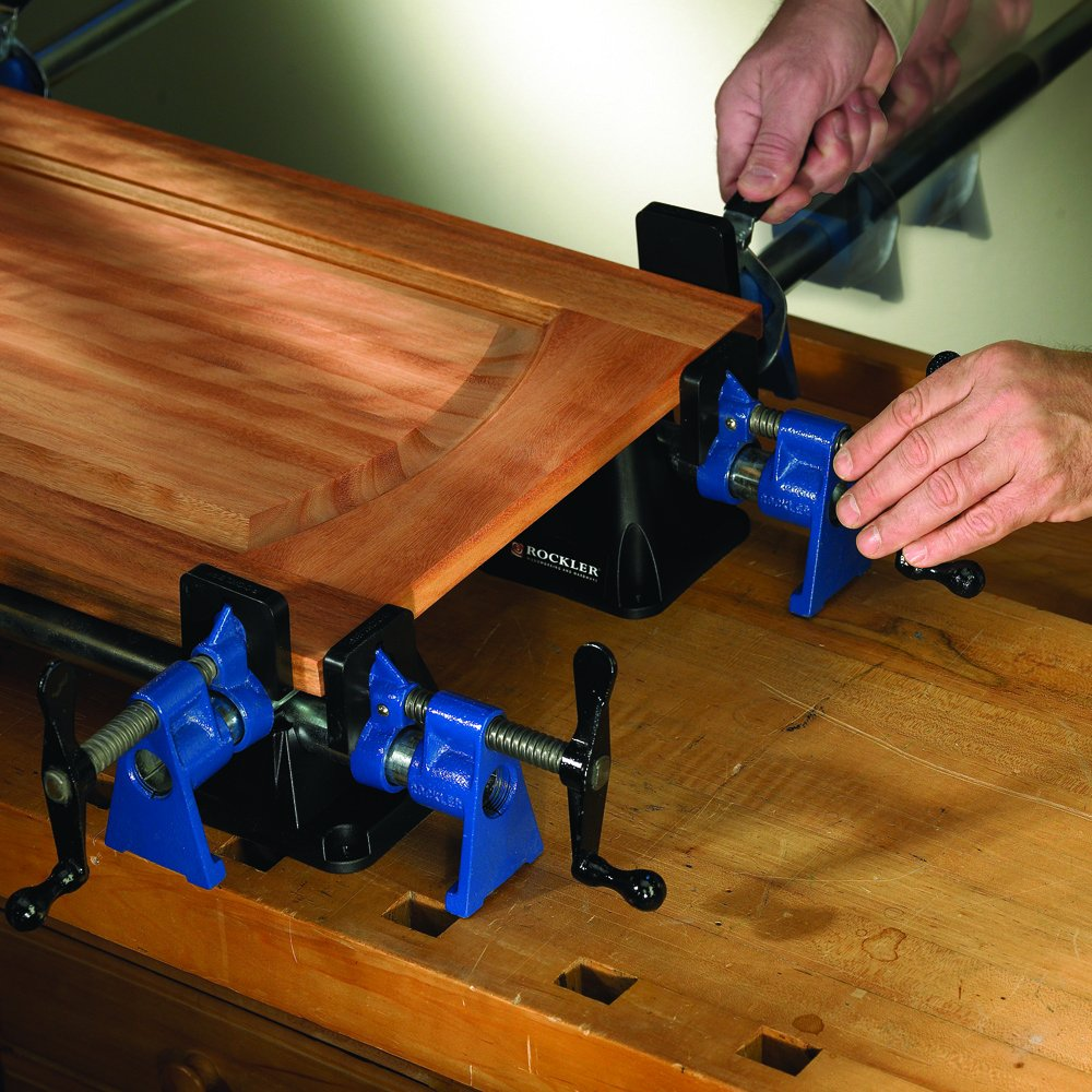Rockler Sure-Foot Bench Block Clamp Kit by Rockler Woodworking and Hardware