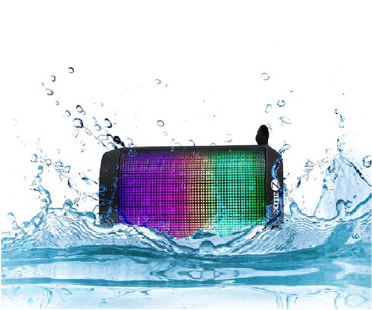 Zook wireless speaker, hd sound wireless speaker, zook waterproof speaker