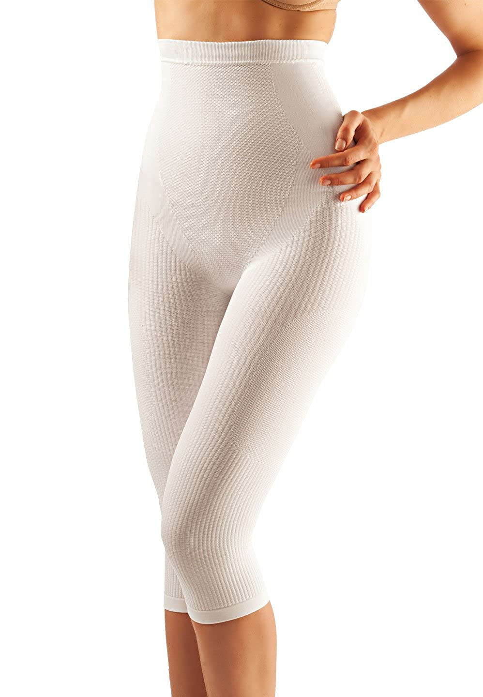 Farmacell 323 Women's high-Waisted Push-up Anti-Cellulite Control Capri Leggings Calze G.T. S.r.l.