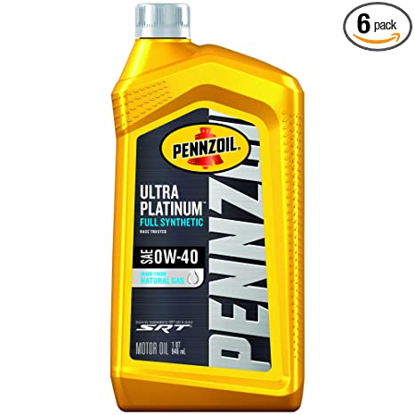 Pennzoil Near Me >> Pennzoil Ultra Platinum Full Synthetic 0w 40 Motor Oil 1 Quart Case Of 6