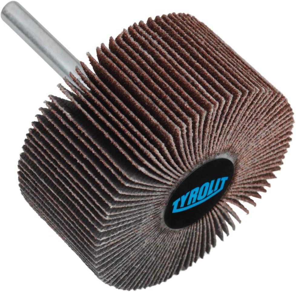 Tyrolit 816871/Flap Wheel Tyr 52LA C X 30x10/6X40/A80/P01