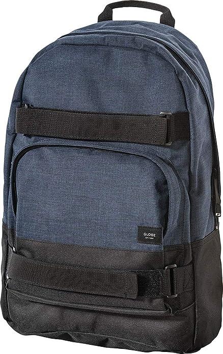 Globe Thurston Backpack, Mochila Unisex Adulto, Azul (Indigo Marle), 15x24x45 cm