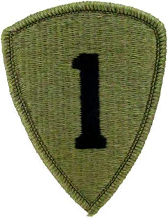 ACU 3RD PERSONNEL COMMAND PATCH