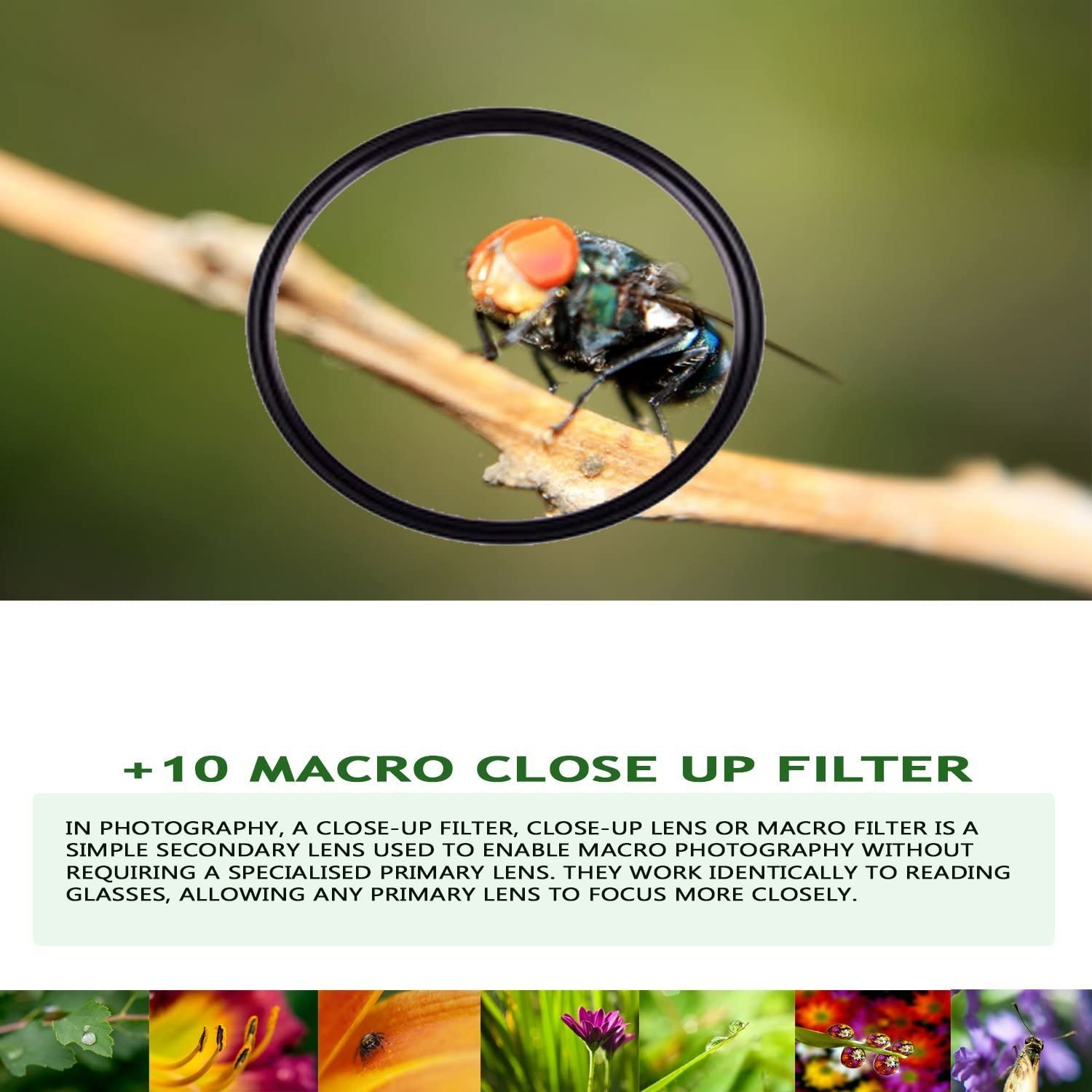 Multicoated Glass Filter ND8 67mm Neutral Density for Tamron 28-300mm f//3.5-6.3 XR Di VC