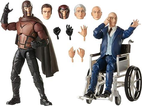 "Marvel Legends Amazon Exclusive X-Men 6/"" Magneto Family Matters COMPLETE RARE"