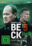 Kommissar Beck - Staffel 5, Episode 5-8 [2 DVDs]