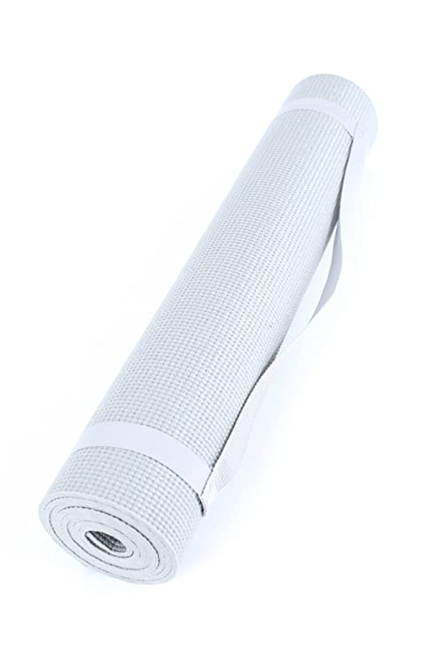 Amazon.com : Balance Collection 5mm Solid Core Yoga Mat ...