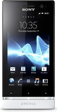 Amazon.com: Sony Xperia U st25 a-bp desbloqueado teléfono ...