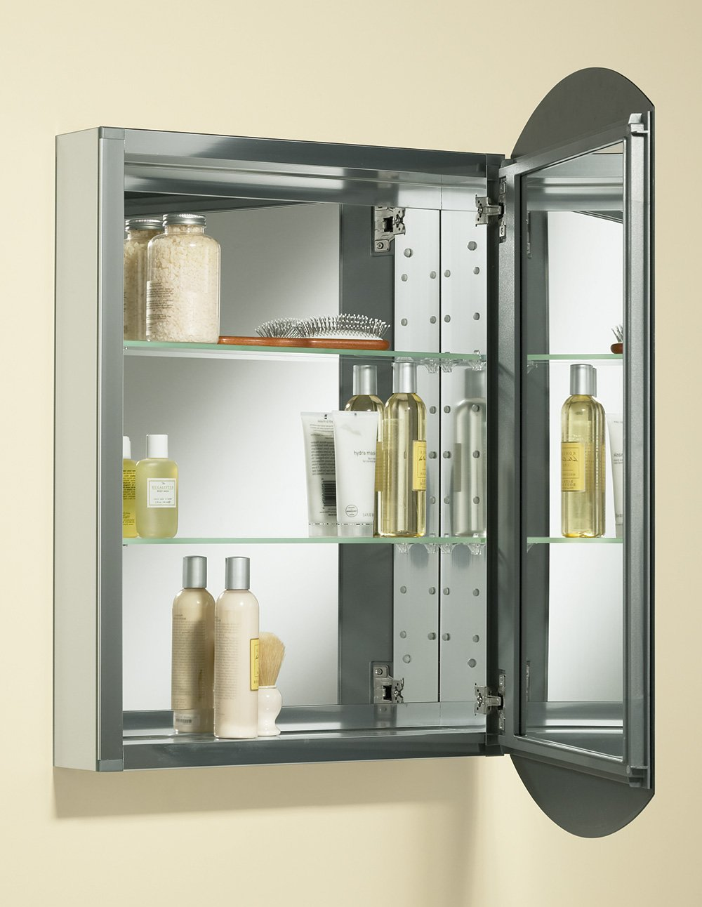 Recess or Surface Mount medicine cabinet