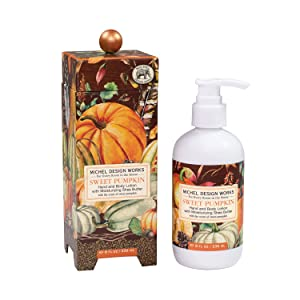Michel Design Works Hand and Body Lotion, Sweet Pumpkin