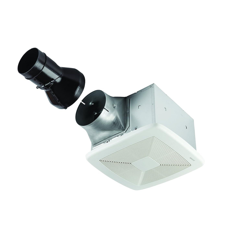 Broan RB80 Ultra Pro Energy Star Qualified Bathroom Fan 80 CFM