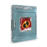 Los Increíbles 2 Steelbook [Blu-ray]