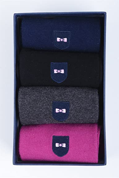Nouvelles Arrivées d7e15 9e6a8 EdenPark - Chaussettes - Pack Chaussettes Eden Park Rouge ...