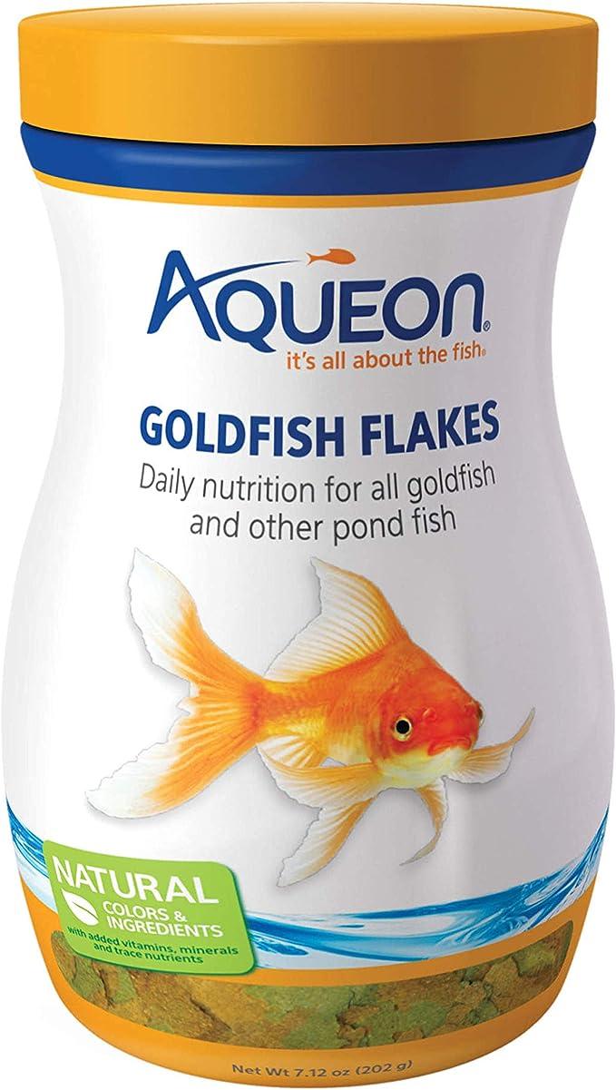 Amazon.com: Aqueon Goldfish - Copos para alimentos (7.12 oz): Mascotas