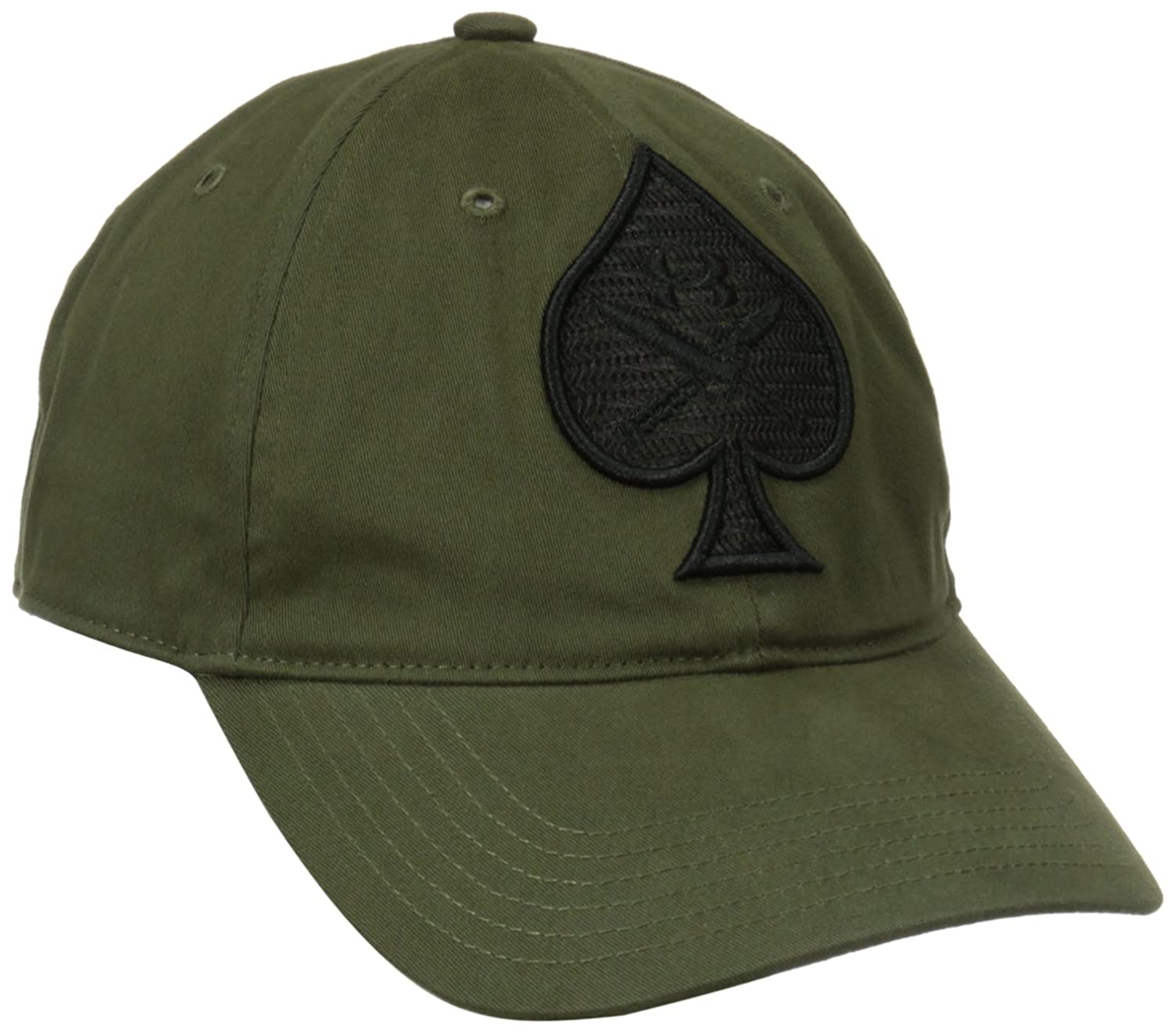 Under Armour Men's Tactical Spade Cap, Marine Od Green (390)/Black, One Size Under Armour Accessories 1249169