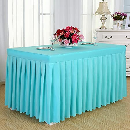 Tablecloths Hotel Tablecloths Cold Dining Table Skirts Conference - Conference table skirts
