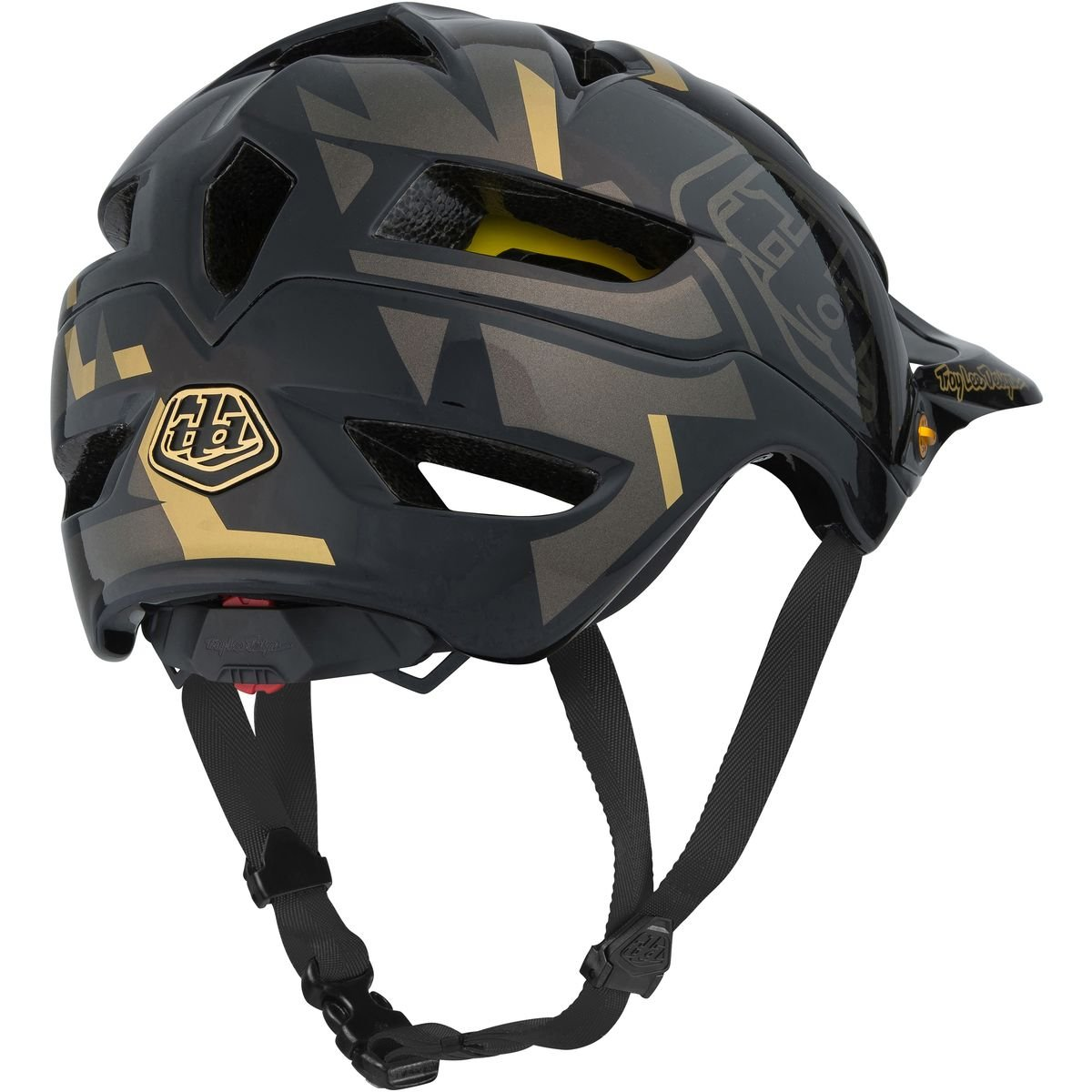 Amazon.com: Troy Lee Designs Vertigo Adult A1 Bike Sports BMX Helmet - Black / X-Large/2X-Large: Sports & Outdoors