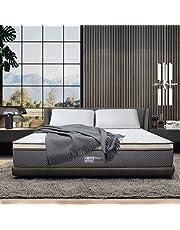 BedStory Mattress, Luxury Memory Foam Double Mattress, Premium Support Medium Firm Bed Mattress - CertiPUR-US Certified