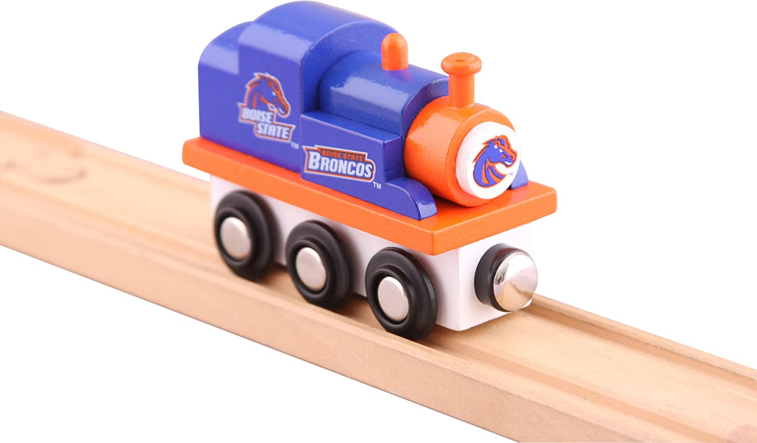 NCAA Boise State Broncos College Team Train Toy