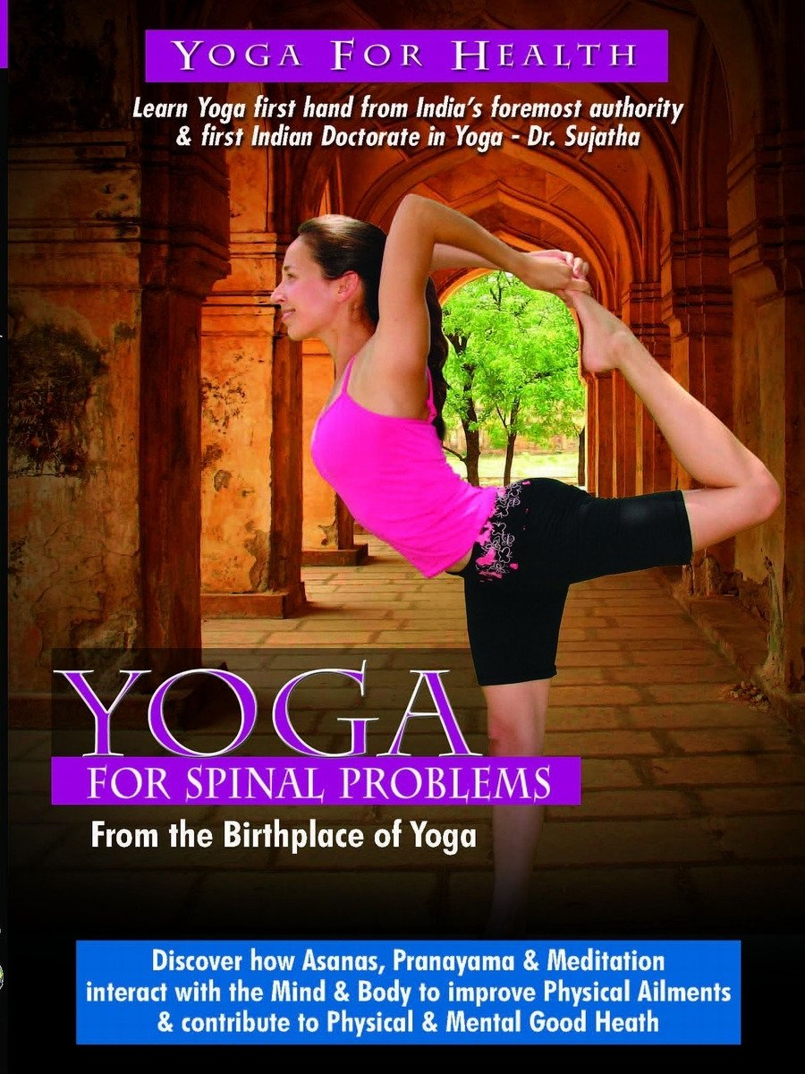Yoga for Spinal Problems on Amazon Prime Video UK