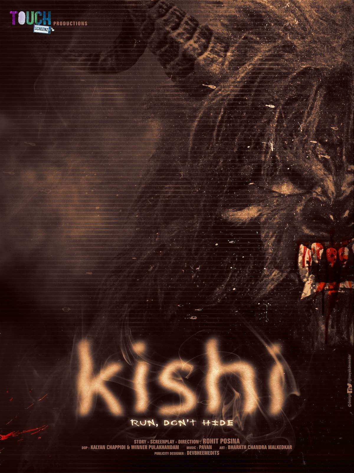 Kishi - Run Don't Hide on Amazon Prime Video UK
