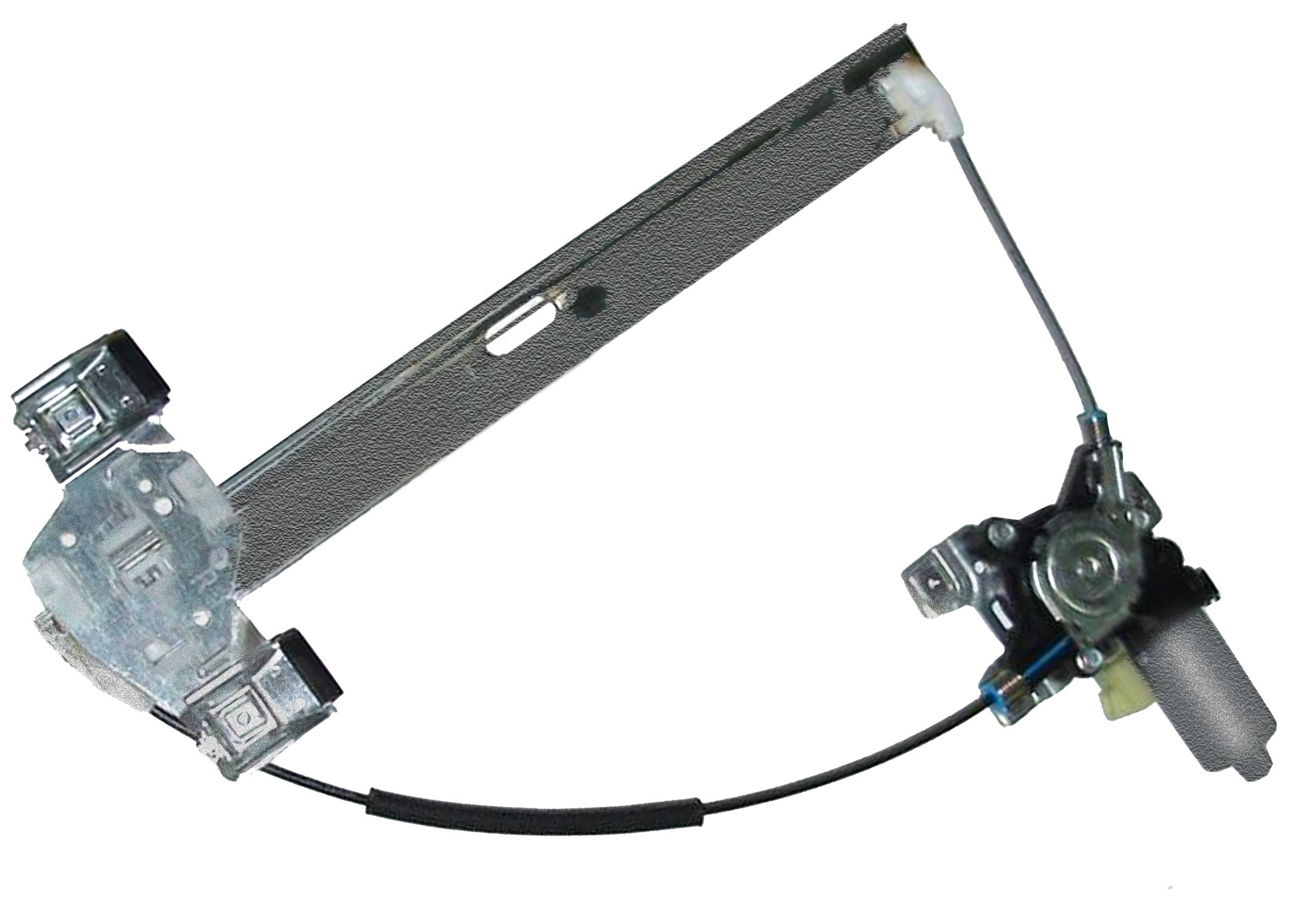 ACDelco 15771354 GM Original Equipment Rear Passenger Side Power Window Regulator and Motor Assembly by ACDelco